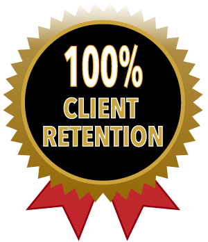 100% client retention Conor J. Green Digital Services
