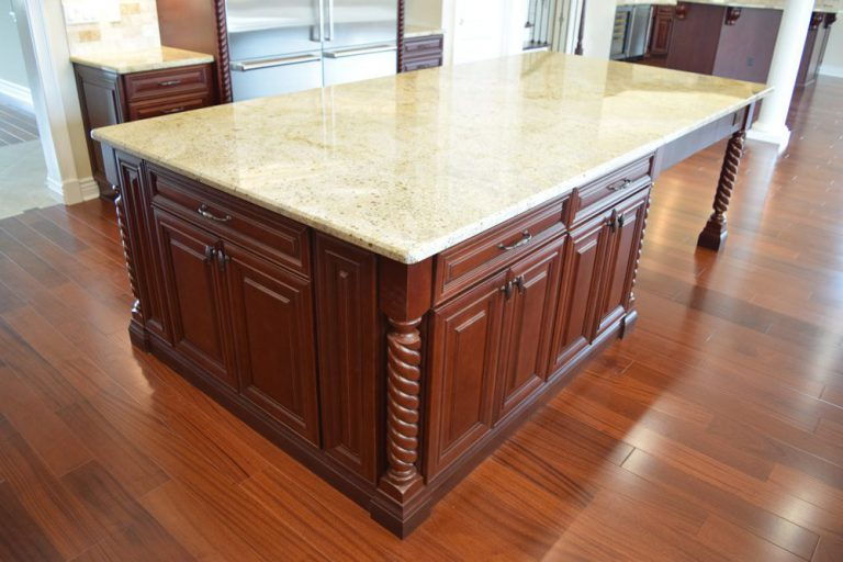 custom table Triple Crown Homes