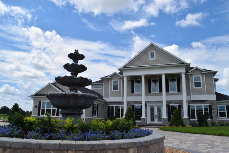 Triple Crown Homes custom house