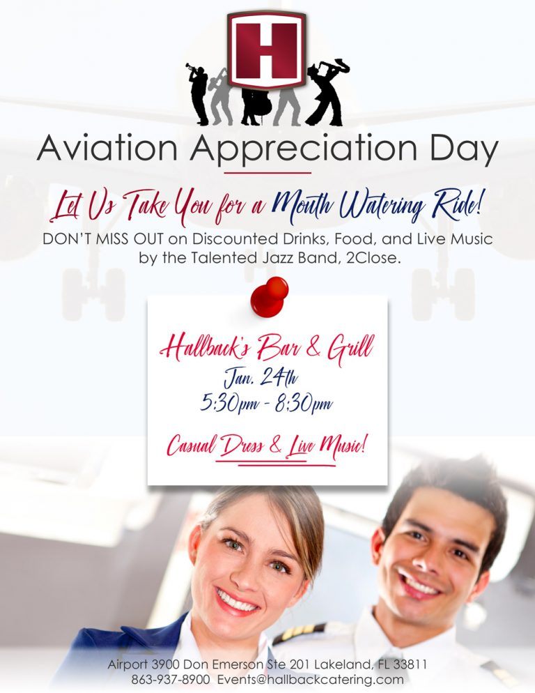 Hallback's Aviation Appreciation Day by Conor J. Green