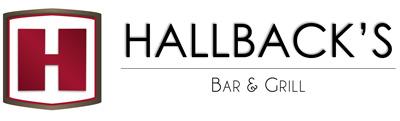 Hallback's Bar & Grill logo
