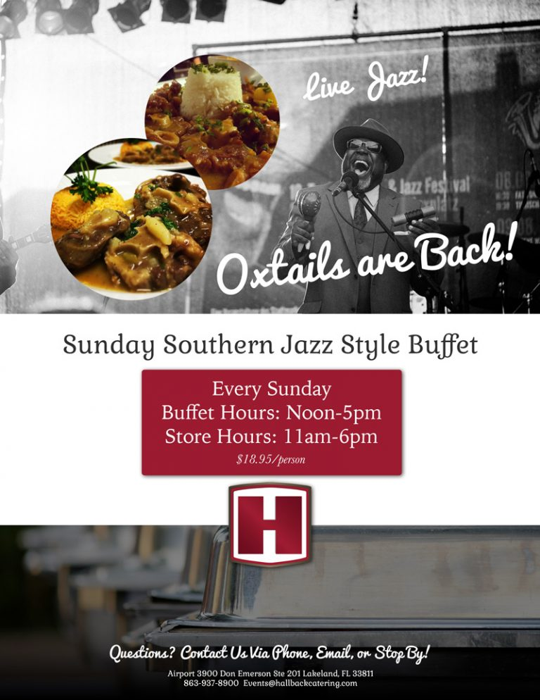 Hallback's Sunday Brunch by Conor J. Green